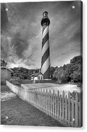 St Augustine Lighthouse Acrylic Print