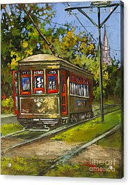 St. Charles No. 905 Acrylic Print by Dianne Parks