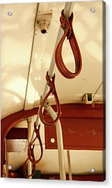 Acrylic Print featuring the photograph St. Charles Streetcar by KG Thienemann