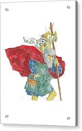St. Christopher 3 Acrylic Print