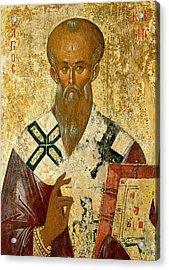 St. Clement Acrylic Print