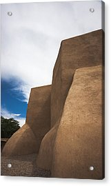 Acrylic Print featuring the photograph St. Francis # 3 by Don McGillis