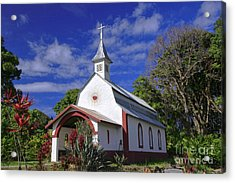 St Gabriel's Catholic Church Acrylic Print
