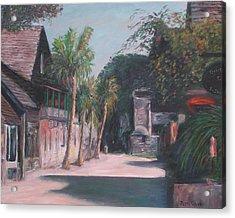 St. George Street II Acrylic Print