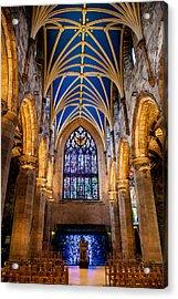 St. Giles Entrance Acrylic Print