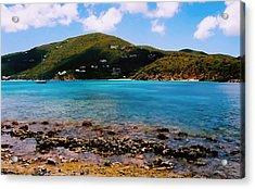 St John Bay Acrylic Print