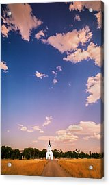 St John The Evangelist Catholic Church   Acrylic Print