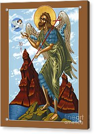 St. John The Forerunner Also The Baptist 082 Acrylic Print