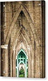 St. Johns Arches Acrylic Print