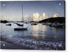 St. John's Bay Acrylic Print