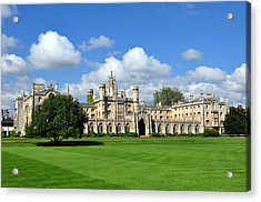 St. John's College Cambridge Acrylic Print
