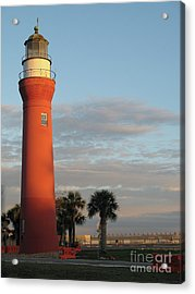 St. Johns River Lighthouse II Acrylic Print