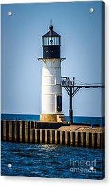 St. Joseph Outer Lighthouse Photo Acrylic Print