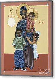 St. Josephine Bakhita Universal Sister 095 Acrylic Print