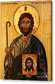 St. Jude The Apostle Acrylic Print