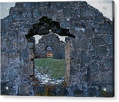 St. Kevin's Way Acrylic Print by Kathleen Scanlan