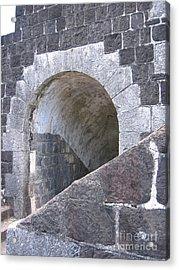 St. Kitts  - Brimstone Hill Fortress Acrylic Print