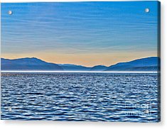 St. Lawrence Seaway Acrylic Print