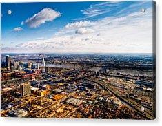 St. Louis 2009 Acrylic Print