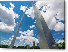 St. Louis Arch II Acrylic Print