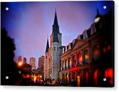 St. Louis Cathedral 3 Acrylic Print