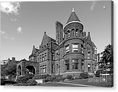 St. Louis University Samuel Cupples House Acrylic Print by University Icons