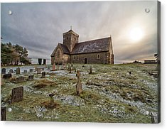 St Martha's On The Hill Acrylic Print
