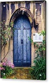 St. Mary De Lode Church Acrylic Print by Paul Tully