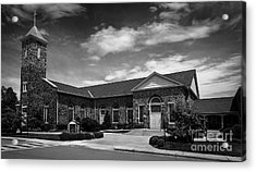 St. Mary Of The Mills Laurel Maryland Acrylic Print
