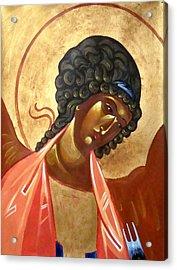 St. Michael Acrylic Print by Joseph Malham