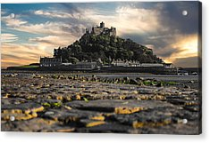 St Michael's Mount Cornwall Uk Acrylic Print