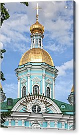 St Nicholas Cathedral Acrylic Print