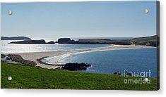St Ninian's Isle Shetland Acrylic Print