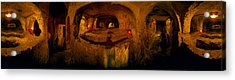 St. Pauls Catacombs, Rabat, Malta Acrylic Print by Panoramic Images