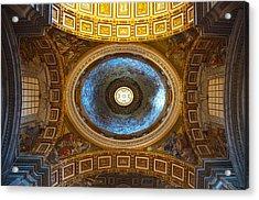 St. Peter's Basilica Acrylic Print
