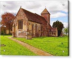 St Peters Church 2 Acrylic Print