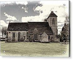 St Peters Church 5 Acrylic Print