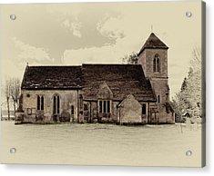 St Peters Church 6 Acrylic Print