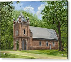 St. Peter's Church Acrylic Print