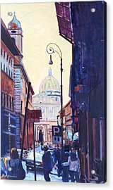 St. Peters Acrylic Print