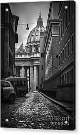 St Peters Vatican City Acrylic Print
