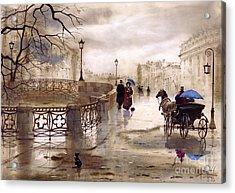 St. Petersburg Acrylic Print by Svetlana and Sabir Gadghievs