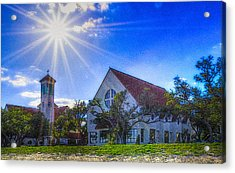 St Thomas Catholic Church Acrylic Print