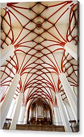 St Thomas Leipzig Acrylic Print