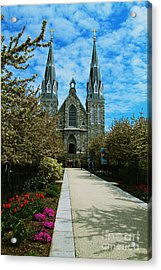 St Thomas Of Villanova Acrylic Print