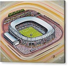 Stadion Feijenoord - Feyenoord Acrylic Print