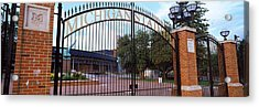 Stadium Of A University, Michigan Acrylic Print by Panoramic Images