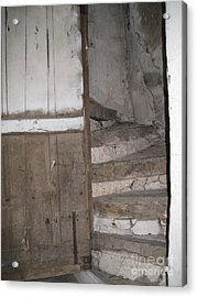 Acrylic Print featuring the photograph Staircase by HEVi FineArt