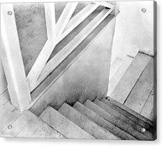 Staircase, Mexico City, C.1924 Acrylic Print by Tina Modotti