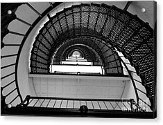 Stairs Acrylic Print by Andrea Anderegg